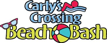 Carly's Crossing Beach Bash Logo