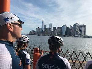 Looking forward to the Empire State Ride