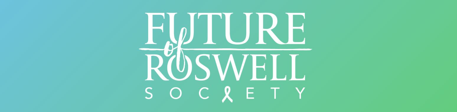 Future of Roswell Society Donation Header